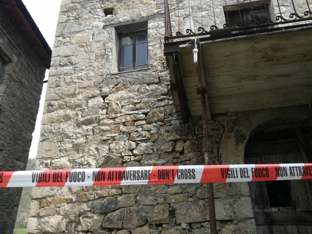 terremoto Cerignale