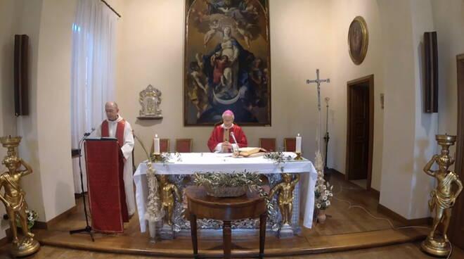 vescovo Domenica delle Palme