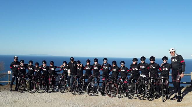 Vo2 team pink 2020