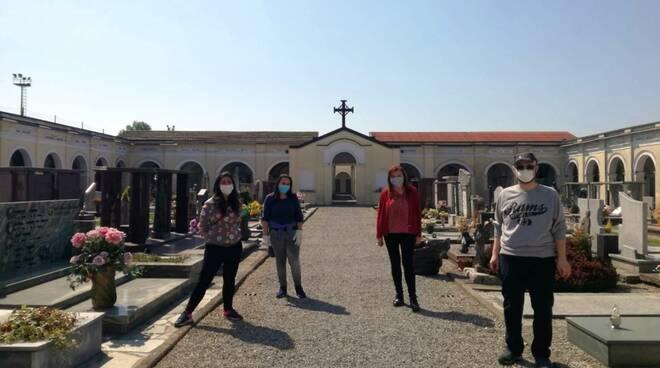 Volontari cimiteri