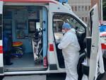 Ambulanza Croce Rossa coronavirus
