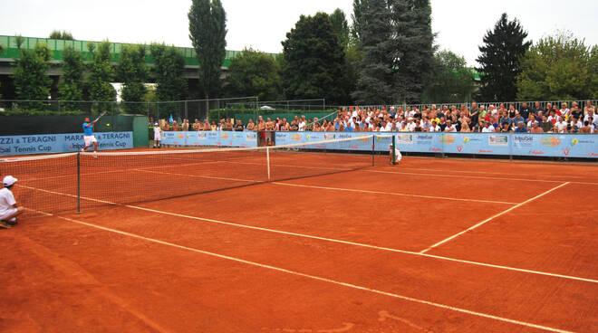 Campo da tennis Vittorino da Feltre