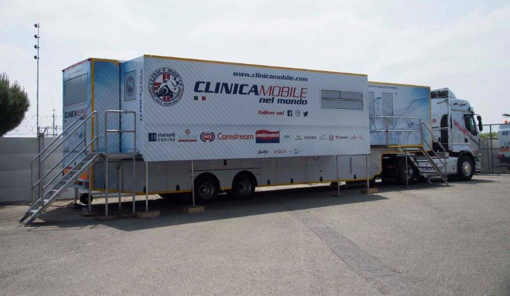 Clinica mobile Piacenza