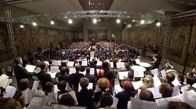 Concerto nona sinfonia Beethoven Galleria Alberoni
