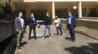 Consegna tablet Rotary Rsa