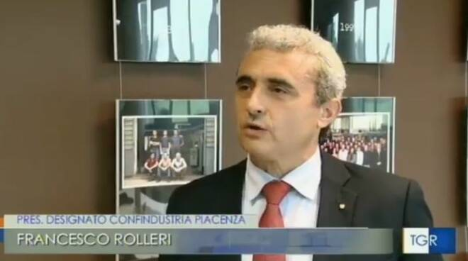 Francesco Rolleri intervistato da Rai 3