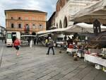 Il mercato torna in centro storico