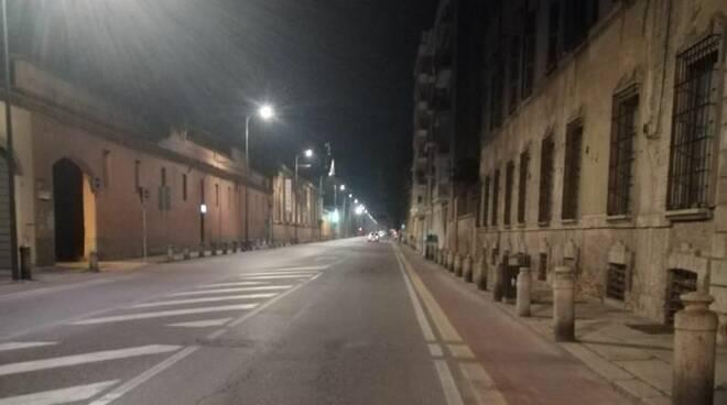 Illuminazione Stradone Farnese