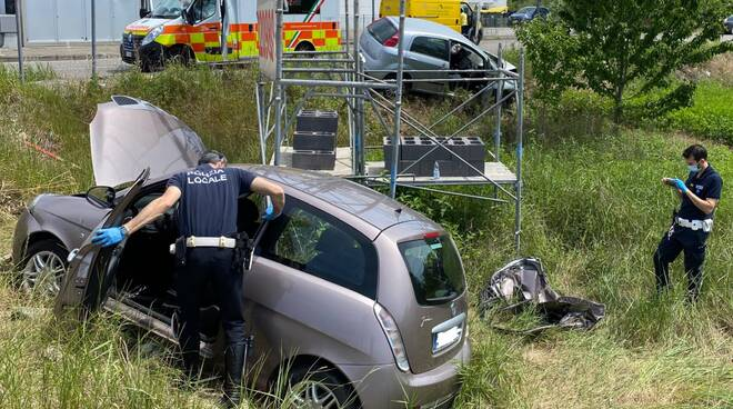 incidente al Montale