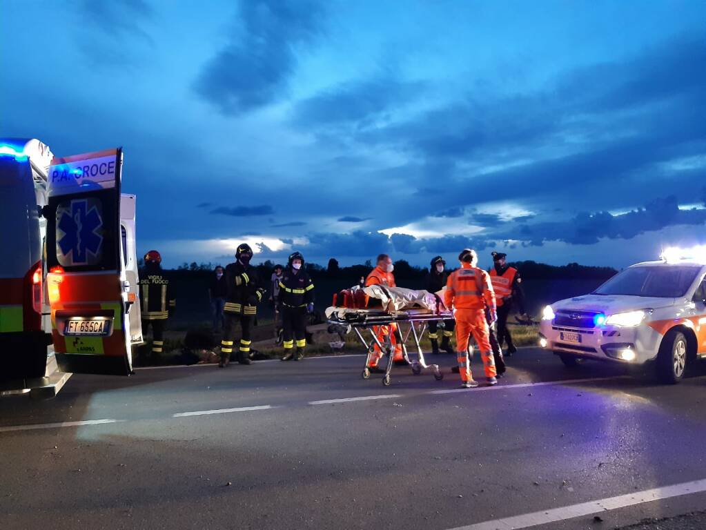 incidente Gragnano canale