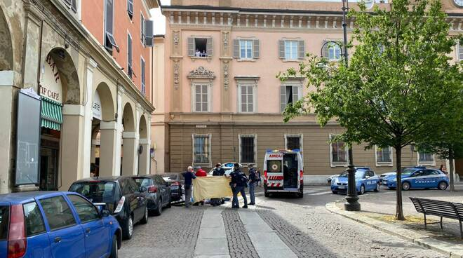 incidente piazza Duomo