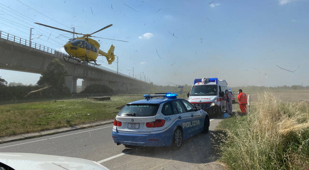 Incidente San Rocco al Porto