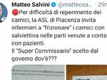 Indicazioni Ausl Salvini