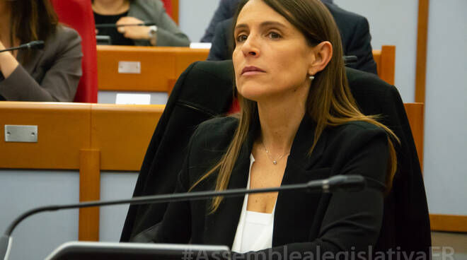 Katia Tarasconi (Pd)