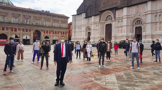 L'incontro a Bologna