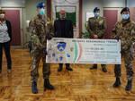 """La donazione della Brigata Aeromobile """"Friuli"""""""