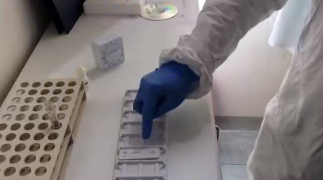 laboratorio tamponi