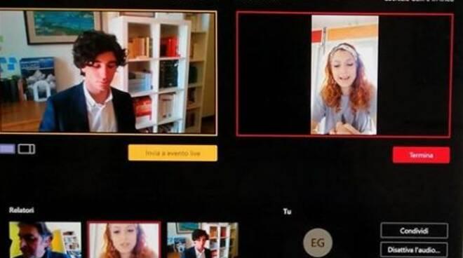 liceo Gioia virtuale