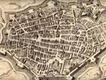 Mappa Piacenza medievale