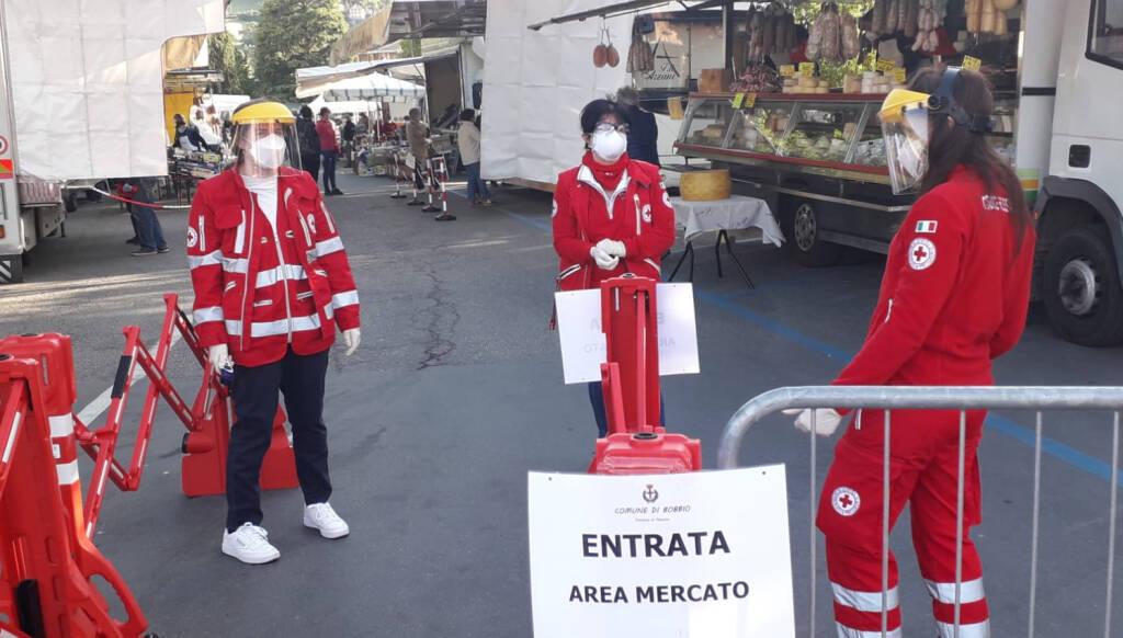 Mercato a Bobbio