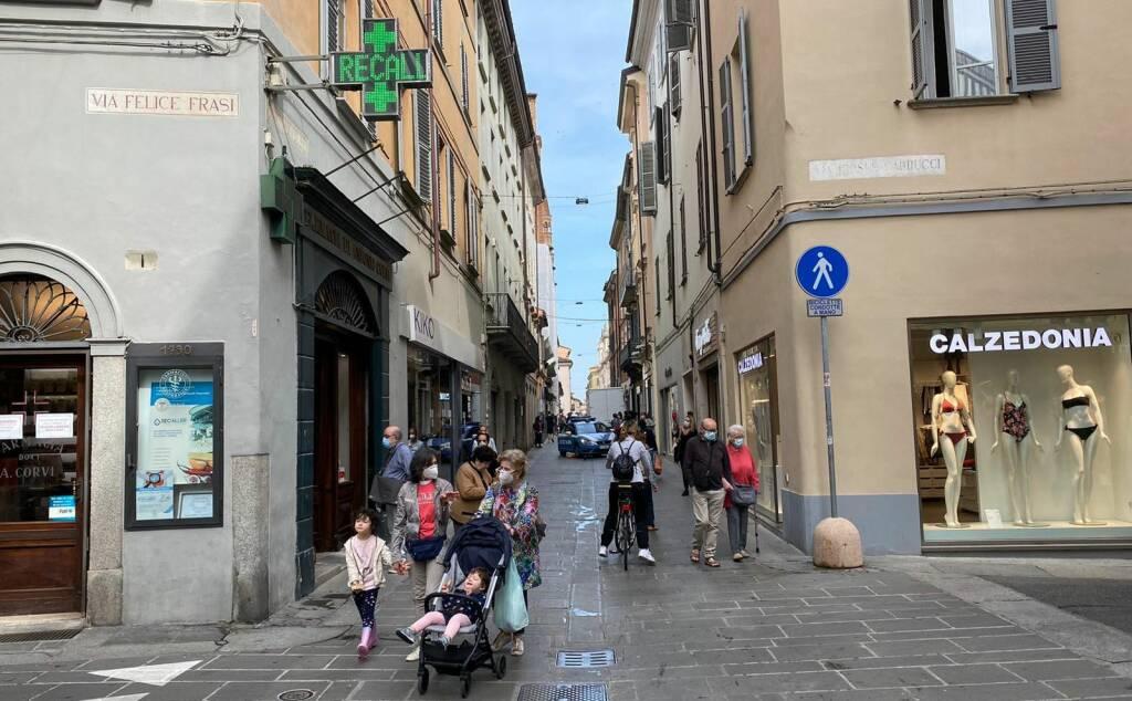 Piacenza mette la testa fuori, fase 2