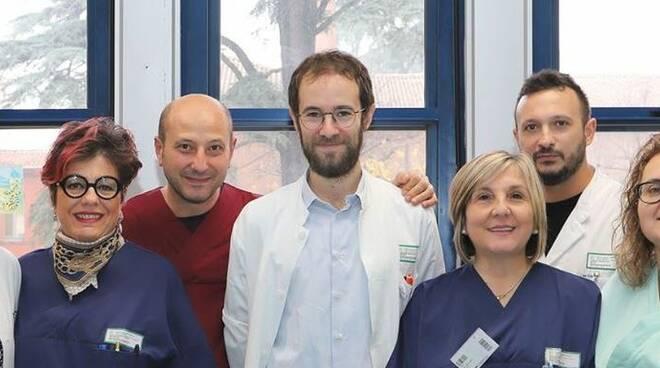 Team allergologia Piacenza