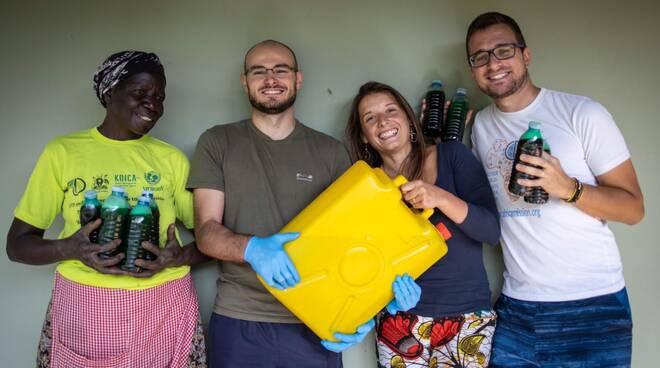 Uganda Africa Mission Coronavirus