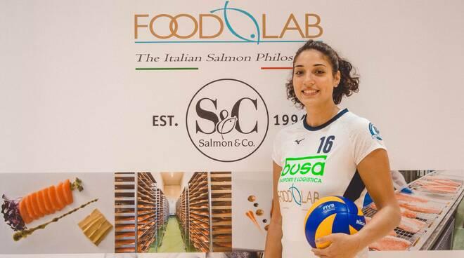 Chiara Scarabelli (Busa FoodLab)