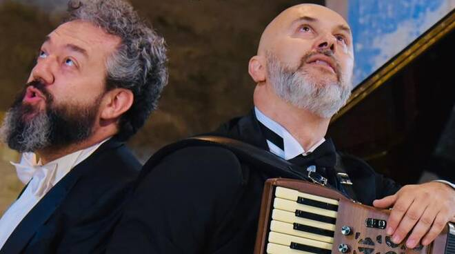 Claudio Mattioli e Massimiliano Barbolini
