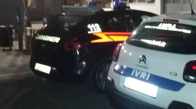 furto sventato a Lugagnano Ivri