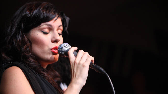Georgia Ciavatta rassegna Jazz