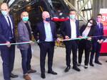 Inaugurazione nuovi treni
