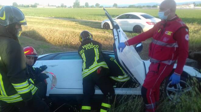 incidente Gossolengo canale