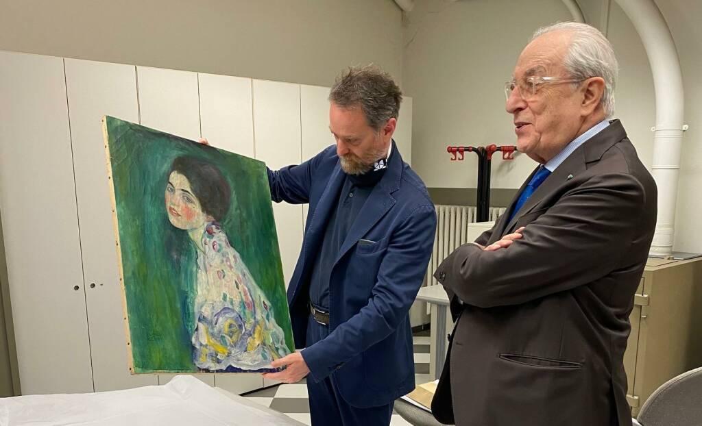 Klimt riconsegnato