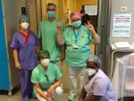L'equipe di terapia intensiva