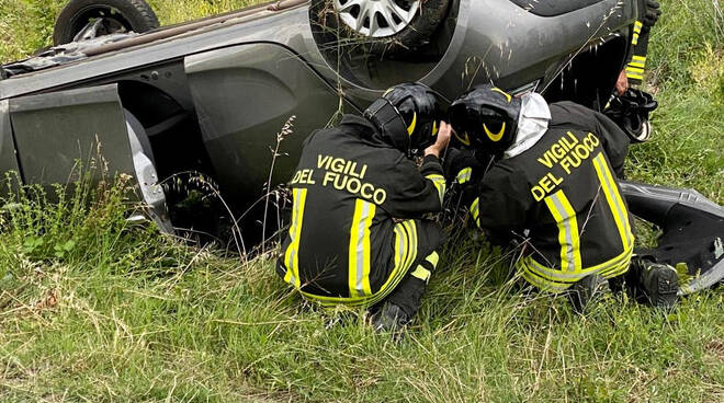 L'incidente a Castellarquato