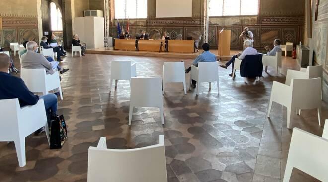 La commissione sviluppo economico a Palazzo Gotico