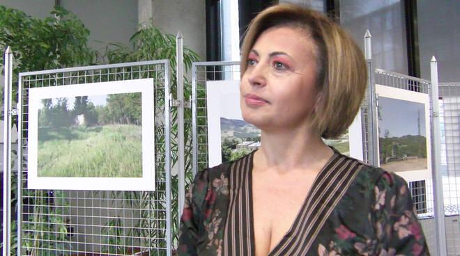 La consigliera regionale di parità Sonia Alvisi