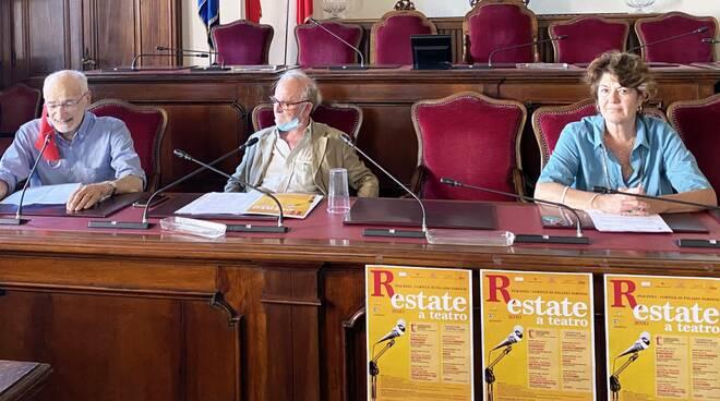 La presentazione della rassegna estiva a Palazzo Farnese