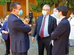 La visita del Ministro Speranza a Piacenza