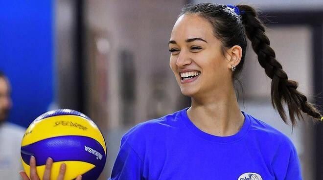Nella foto di Fabio Cucchetti (Get Sport Media), Giulia Malvicini