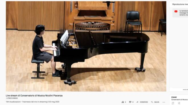 Nicolini su YouTube