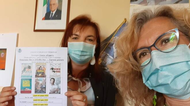 Patrizia Calza e Alessandra Tirelli
