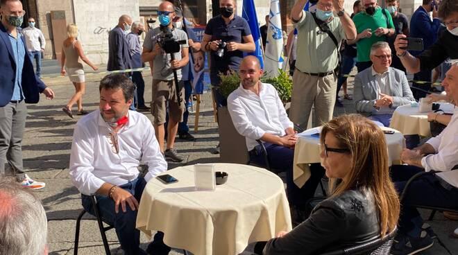 Salvini Barbieri al Barino