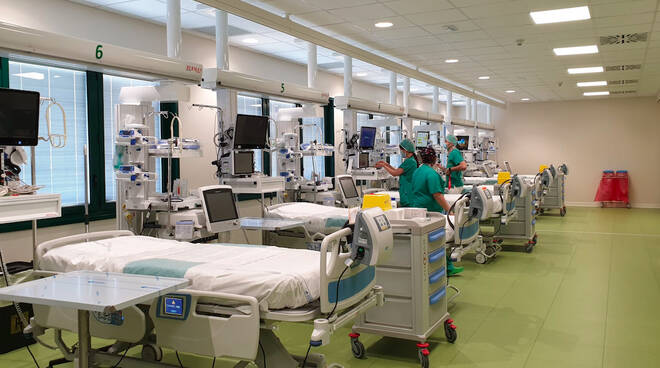 Terapia intensiva ospedale Bologna