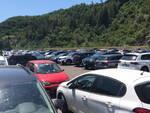 Trebbia parcheggio Marsaglia