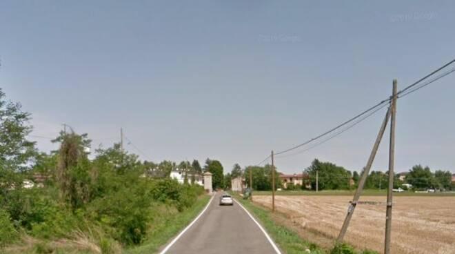 Via Caselle Gragnano (Google Maps)