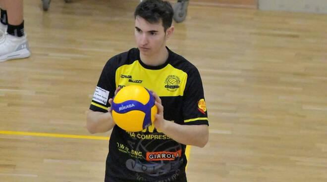 Alessio Perodi (foto Scrollavezza)