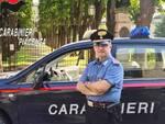 Antonio Cioffi (comandante carabinieri Caorso)