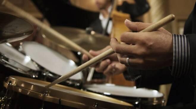 Batteria jazz